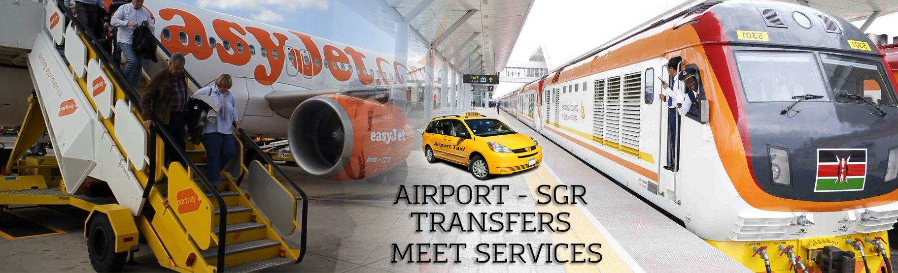 Almasi Adventure Airport ,SGR transfers in Kenya